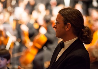Chorleiter Norbert Ochmann