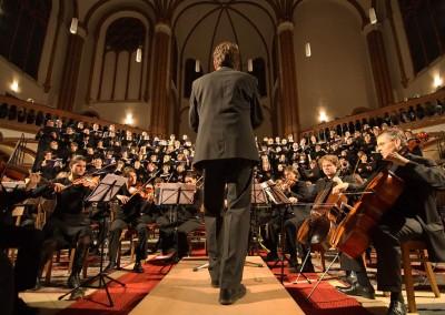 Gethsemanekirche 2008: Brahms Requiem